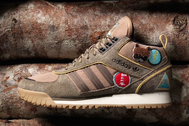 Adidas Vanguard Collection x Extra Butter 07