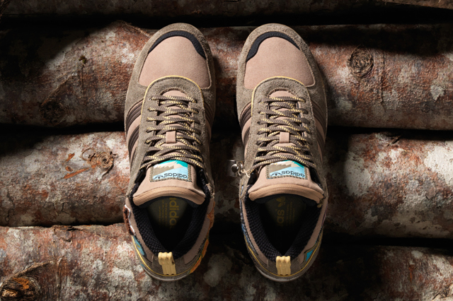 Adidas Vanguard Collection x Extra Butter 08