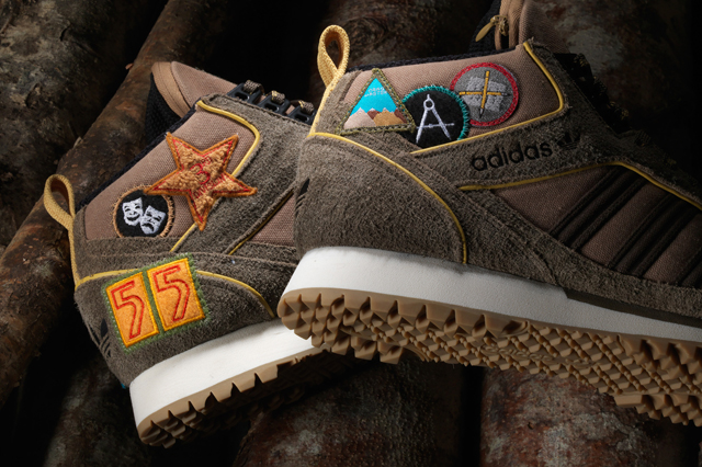 Adidas Vanguard Collection x Extra Butter 09