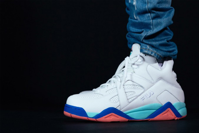 Fila The Cage x Pink Dolphin 01
