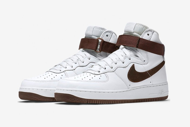 Nike Air Force 1 High Chocolate 01
