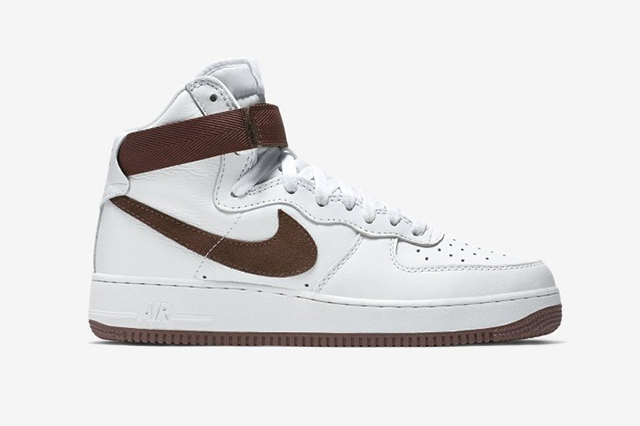 Nike Air Force 1 High Chocolate 02