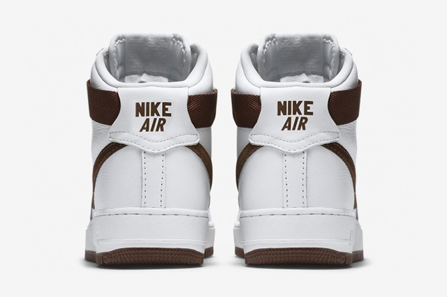 Nike Air Force 1 High Chocolate 03