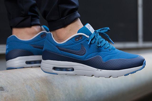 nike air max 1 ultra moire azul