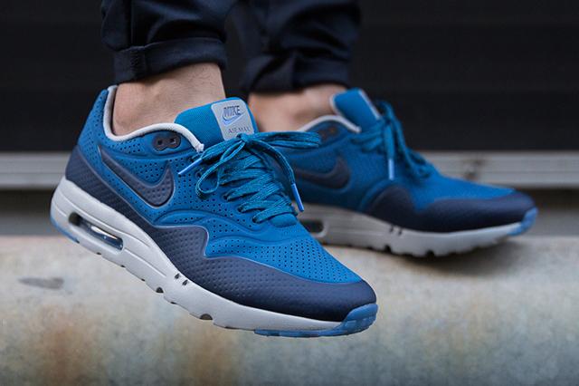 Nike Air Max 1 Ultra Moire  Blue Navy 02