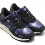 "Asics Gel Lyte III ""Galaxy Pack"""