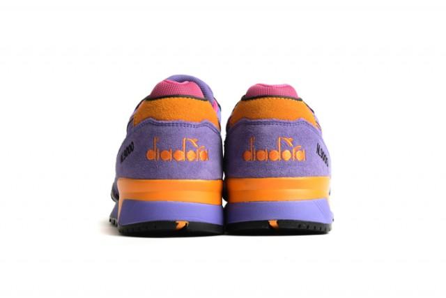 Diadora N9000 Violet Purple Opulence 05