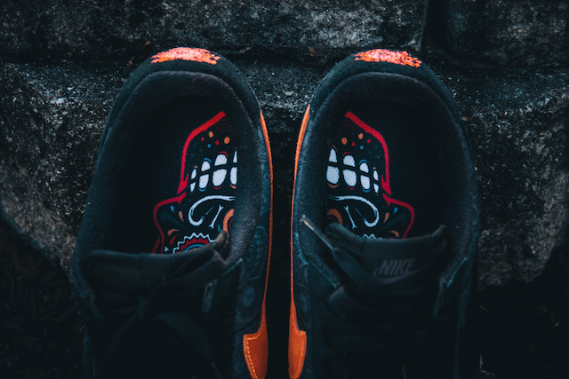 Nike Cortez Day of the Dead 05