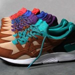 "Asics Gel Lyte V ""Mix & Match Pack"" x Concepts"