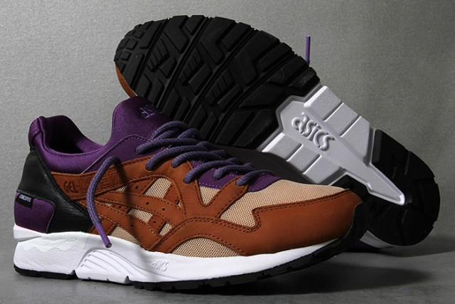 Asics Gel Lyte V Mix And Match Pack x Concepts 03