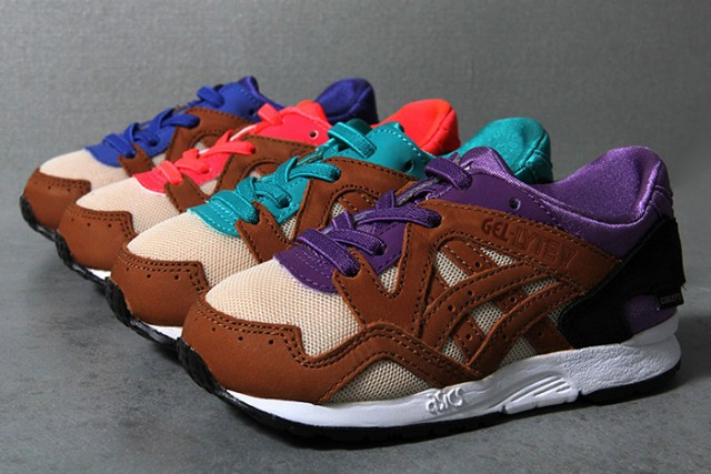 Asics Gel Lyte V Mix And Match Pack x Concepts 06