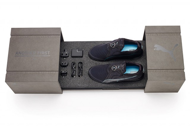 PUMA presenta Self Lacing Autodisc 08