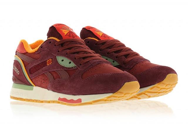 Reebok LX 8500 Four Seasons x Packer Shoes 02