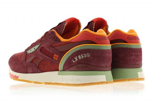 Reebok LX 8500 Four Seasons x Packer Shoes 03