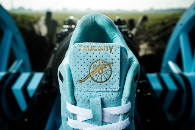 Saucony Courageous The Cannon x Sneaker Politics 04