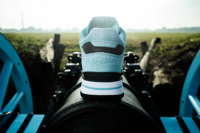Saucony Courageous The Cannon x Sneaker Politics 05