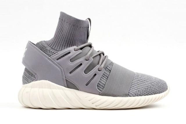 Adidas Tubular Doom Solid Grey 01