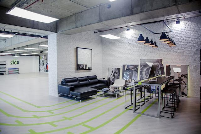 Inauguración Nike Womens Studio 07