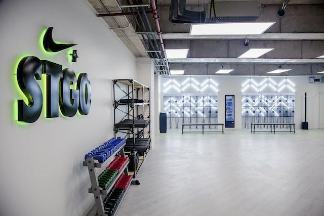 Inauguración Nike Womens Studio 11