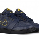"Nike Air Stepback Premium ""Michigan"""