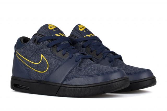 Nike Air Stepback Premium Michigan 01