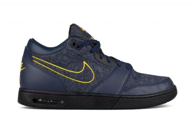 Nike Air Stepback Premium Michigan 02