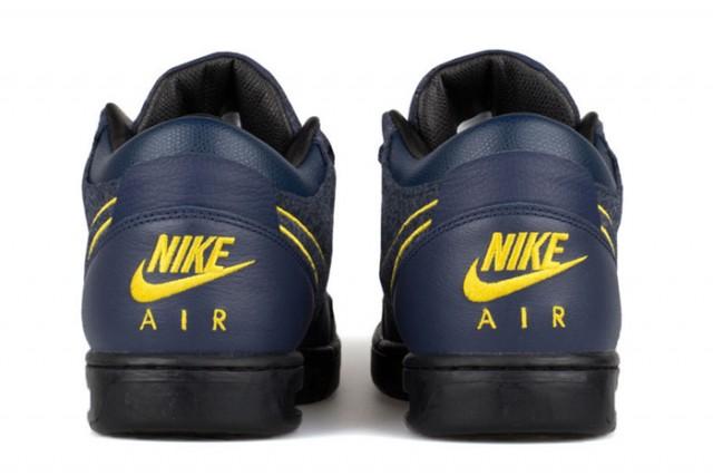 Nike Air Stepback Premium Michigan 03