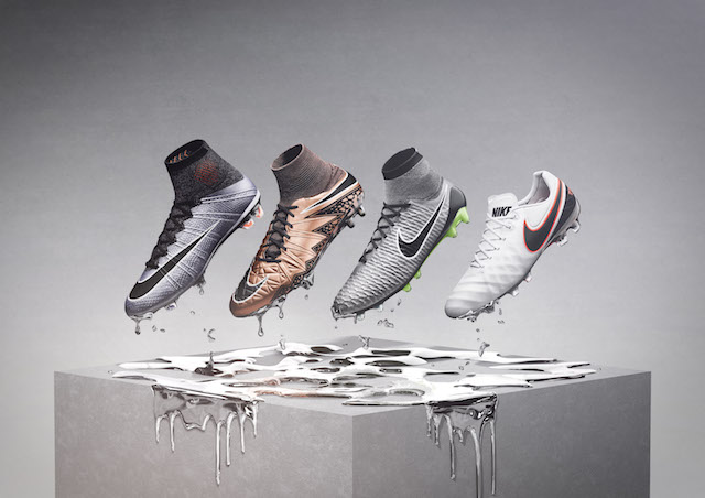 Nike Liquid Chrome Pack 19