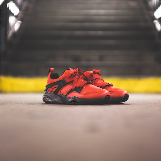 PUMA Blaze of Glory New York is for Lovers x RISE NYC 05