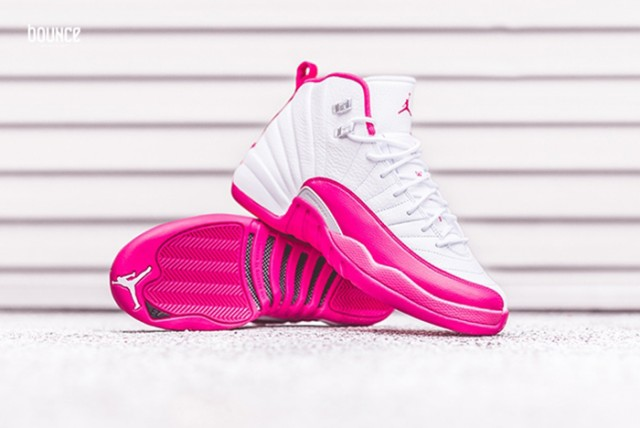 Air Jordan 12 Valentines Day 01