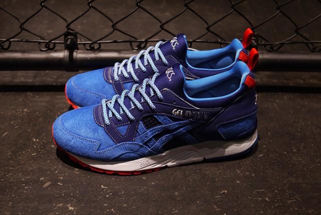 Asics Gel Lyte V Trico x MITA Sneakers 05