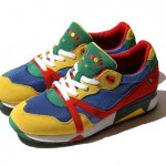 Diadora N9000 «Rainbow» x Beams
