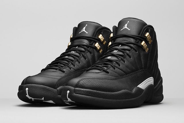 Air Jordan Retro XII The Master 01