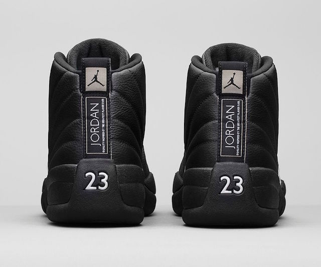 Air Jordan Retro XII The Master 07