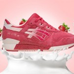 "Asics Gel Lyte III ""Strawberries & Cream"""