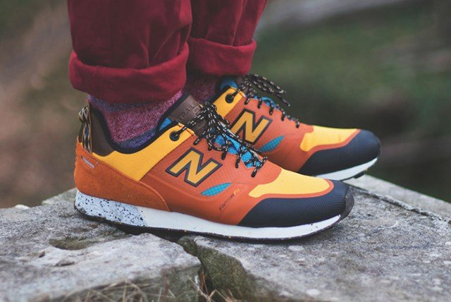 New Balance Trailbuster RE 07