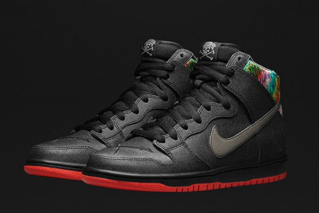 Nike SB Dunk High Pro Gasparilla x SPOT 01