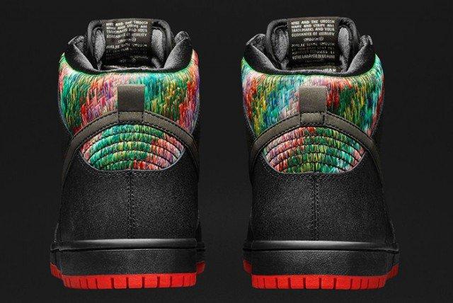 Nike SB Dunk High Pro Gasparilla x SPOT 04