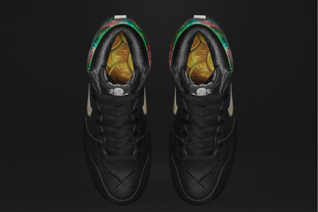 Nike SB Dunk High Pro Gasparilla x SPOT 06