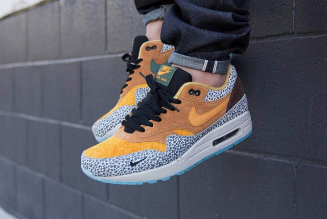Air Max 1 Safari Atmos 06