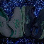 "Asics Gel Lyte ""Maldives Pack"" Glow in the Dark"