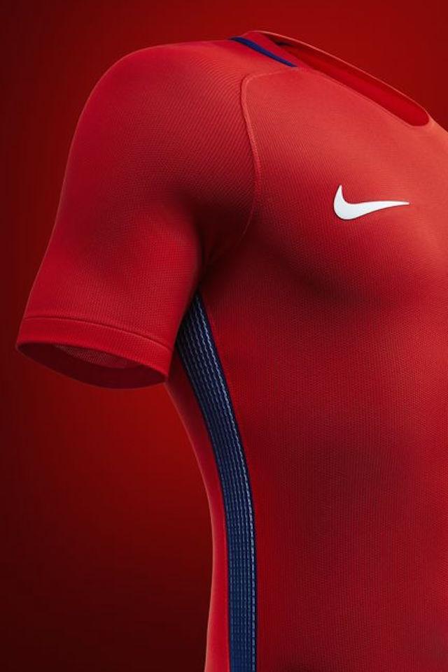 Camiseta Nike Chile 2016 07