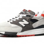 "New Balance 998 ""Grey/Orange"""
