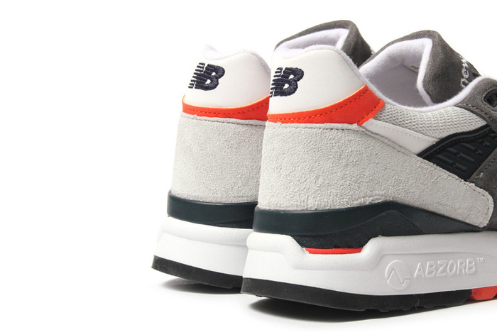 New Balance 998 Grey Orange 02