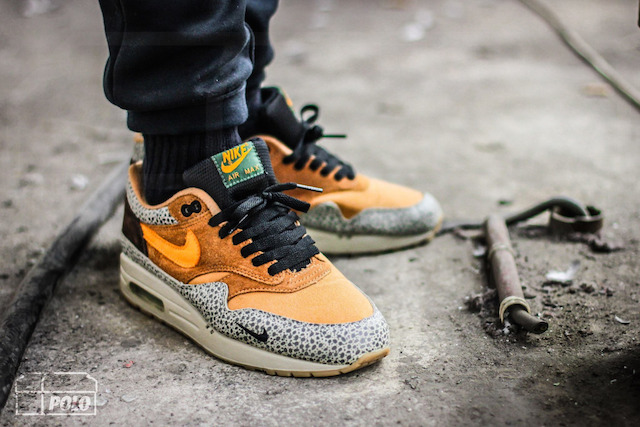 Nike Air Max 1 Safari Atmos