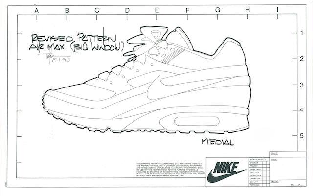 Nike Air Max BW 08