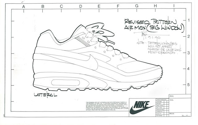Nike Air Max BW 09