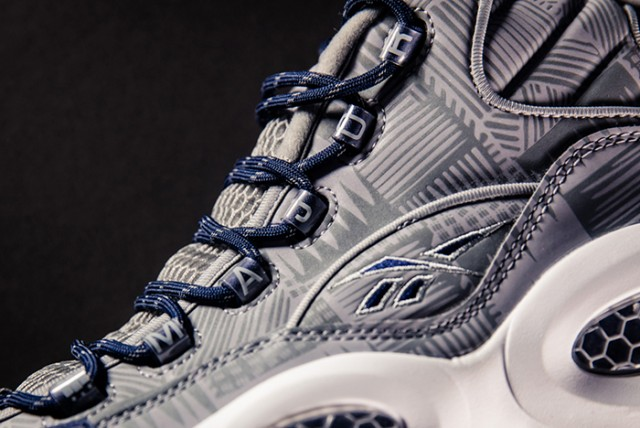 Reebok Question Georgetown x MAJOR DC 05