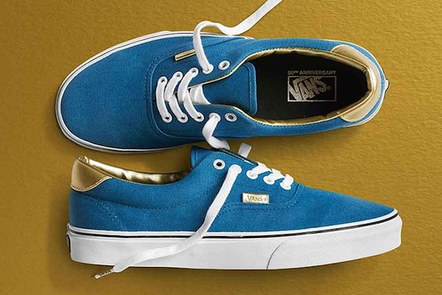 Vans 50th Anniversary Gold Collection 03