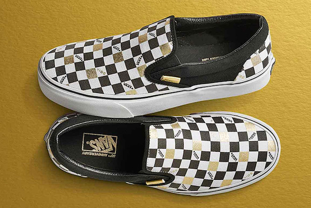 Vans 50th Anniversary Gold Collection 05
